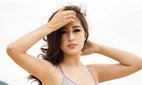 Hoa hậu Mai Phương Thúy nóng bỏng, đầy sức hút