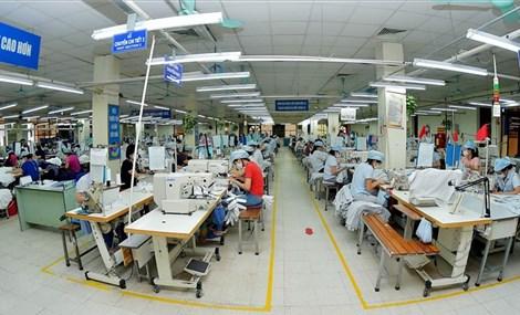 Sản xuất công nghiệp tăng 6,5%, bất chấp dịch COVID-19