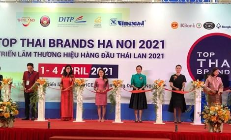 Kết nối giao thương Việt Nam - Thái Lan