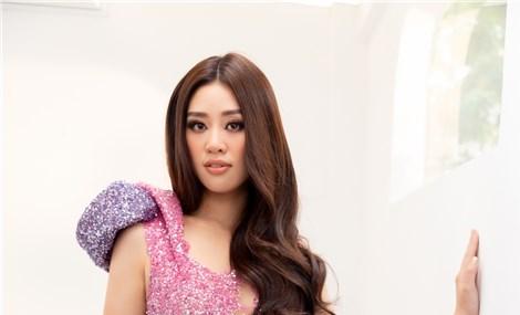 Hoa hậu Khánh Vân tiến bộ rõ rệt trước thềm dự thi Miss Universe