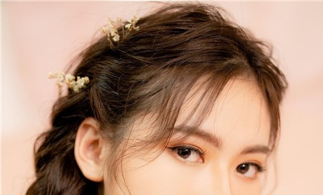 Hàn Vy - Nữ sinh Đại học Văn hoá nghệ thuật quân đội với niềm đam mê âm nhạc