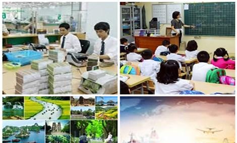 Phấn đấu tăng trưởng khu vực dịch vụ 7-8%