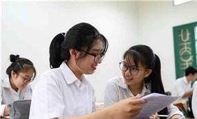 Thí sinh đăng ký dự thi tốt nghiệp THPT năm 2021 từ ngày 27/4 đến 11/5