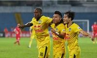 """HAGL""""áp đảo"""" giải thưởng giai đoạn đầu V-League 2021"""
