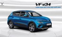VinFast VF e34 - cuộc cách mạng trên thị trườngô tô Việt Nam
