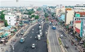 Tăng hiệu quả khai thác tuyến đường liên vận quốc tế nối giữa TP.HCM và Campuchia