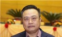 Chân dungông Trần Sỹ Thanh - Tổng Kiểm toán Nhà nước