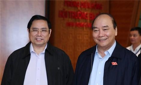 Nhân sự lãnh đạo chủ chốt ở Quốc hội sau khi kiện toàn