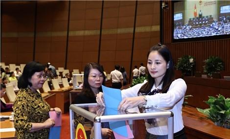 """Đại biểu """"hiến kế"""" nâng cao hiệu quả hoạt động Quốc hội nhiệm kỳ mới"""
