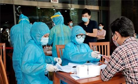 Bộ Y tế hướng dẫn tạm thời về việc gộp mẫu xét nghiệm SARS-CoV-2
