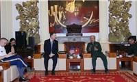 Việt Nam-Hoa Kỳ đẩy mạnh hợp tác khắc phục hậu quả chiến tranh
