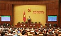 12 bộ trưởng, trưởng ngành được Quốc hội phê chuẩn bổ nhiệm