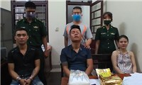 Triệt phá đường dây vận chuyển ma túy từ Quảng Trị vào Đà Nẵng tiêu thụ