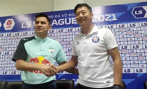 Đà Nẵng vs HAGL: Sông Hàn dậy sóng