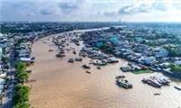 Allows international loans of 2 billion USD to develop Mekong Delta