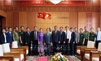 Thúc đẩy giao thương hàng hoá giữa các tỉnh miền Trung Việt Nam và các tỉnh Nam Lào