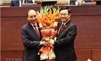 Lãnh đạo các nước gửi điện mừng lãnh đạo Việt Nam