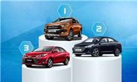 10ôtô bán nhiều nhất tháng 3 - Ford Ranger lên đỉnh bảng
