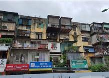 Đồngý chủ trương chi ngân sách để kiểm định chất lượng chung cư cũ