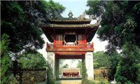 Temple of Literature Quoc Tu Giam – The symbol of Vietnamese tradition of fondness for learning