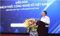 """eMeeting - Sản phẩm """"Make in Vietnam"""" mang khát vọng vượt qua cái bóng của nhữngông lớn công nghệ"""
