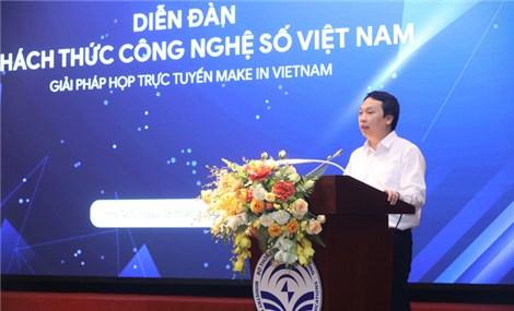"""eMeeting - Sản phẩm """"Make in Vietnam"""" mang khát vọng vượt qua cái bóng của những ông lớn công nghệ"""