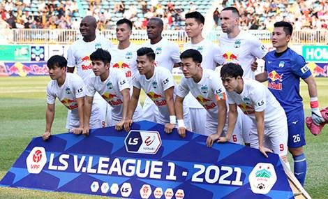 HAGL và Hà Nội sẽ đá một trận cầu cởi mở
