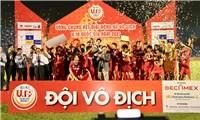 PVF bảo vệ thành công chức vô địch U19