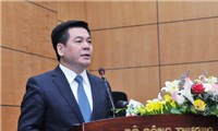 The Minister of Industry and Trade Nguyen Hong Dien: there are many advantages, but the difficulty also much