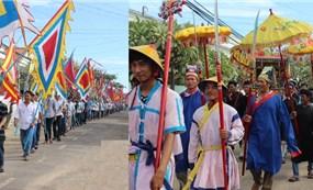 Đặc sắc lễ hội làng chài đảo Phú Quý (Bình Thuận)