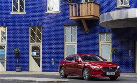 Ngắm phiên bản đặc biệt của Mazda6 2021