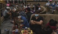 Bắt giữ hơn 100 thanh niên chơi ma túy trong quán bar Quận 12