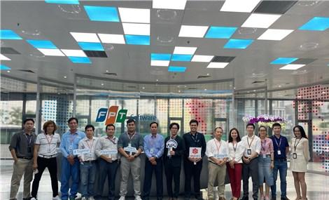 Nhờ chuyển đổi số, Nippon Steel Việt Nam tự động hóa 90% quy trình của nhà máy