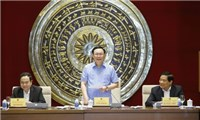 Chủ tịch Quốc hội Vương Đình Huệ: Văn hóa và xã hội có tính tương hỗ