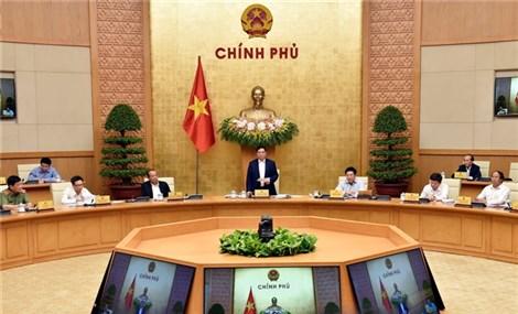 Phân công nhiệm vụ của Thủ tướng và các Phó Thủ tướng