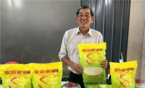 Cục Sở hữu trí tuệ: Không thể bảo hộ quyền dấu hiệu ST25 cho sản phẩm gạo