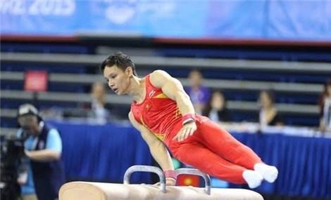 Đinh Phương Thành đoạt suất Olympic thứ sáu cho Việt Nam