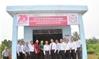 Ben Tre handed over 60 houses of gratitude and love