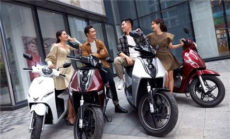 Xe máy điện VinFast –  'trang sức' mới thể hiện cá tính của giới trẻ