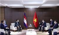 Báo chí Campuchia nêu bật quan hệ song phương chặt chẽ với Việt Nam