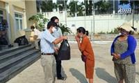 Cứu trợ người gốc Việt trong khu vực phong tỏa tại Campuchia