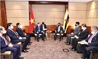 Chuyến công du của Thủ tướng Phạm Minh Chính thể hiện tinh thần chủ động của Việt Nam
