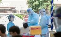 Số bệnh nhân COVID-19 tại Campuchia vượt mốc 10.000 người