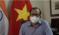 Sẵn sàng hỗ trợ công dân Việt Nam tại Ấn Độ