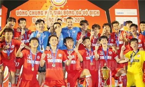 Bóng đá Việt Nam sống lại cái tên Cảng Sài Gòn