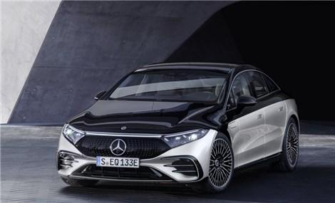 Mercedes-Benz EQS - sắp về Việt Nam, sẽ dùng trạm sạc của VinFast