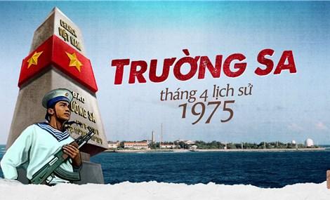 Trường Sa tháng 4 lịch sử 1975 - 3 con tàu bí ẩn và nhiệm vụ bí mật
