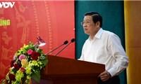 Trưởng Ban Nội chính TW: Tha tù trước thời hạn cho Phan Sào Nam là không đúng