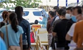 Covid-19 nóng lên ở Campuchia, nhiều người Việt nhập cảnh trái phép