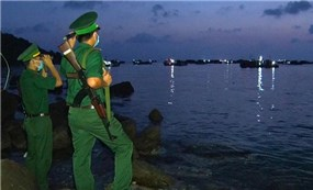 Chống nhập cảnh trái phép từ Campuchia, Kiên Giang nghiên cứu dùng trí tuệ nhân tạo